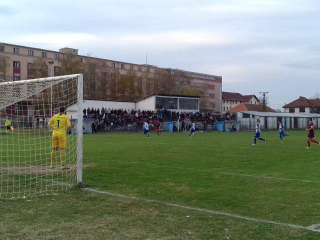 Detalj sa utakmice Morava-Moravica