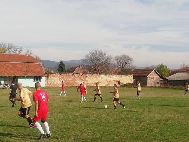 Detalj sa utakmice Borac - Polet (V)