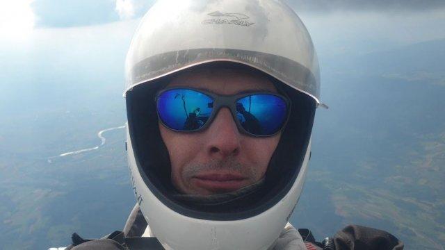 Pilot glajdera preletom preko Aleksinca oborio rekord u preletu od 195.41 km