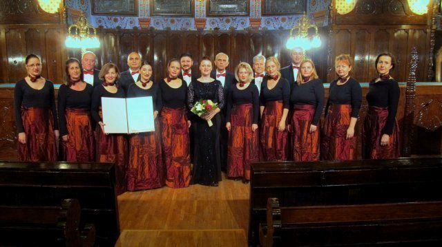 Aleksinački mešoviti hor Šumatovac: Svetski dan horskog pevanja