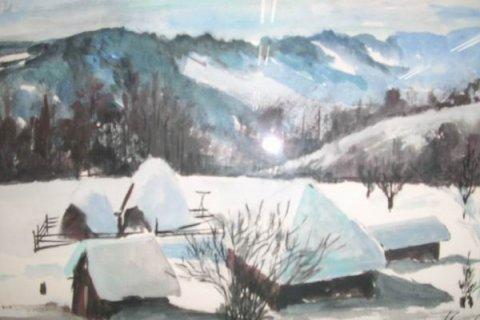 Akvareli Miše Stojanovića