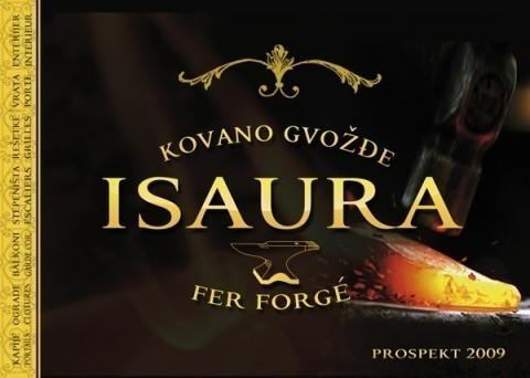 ISAURA- kovanogvozdje, fer forge