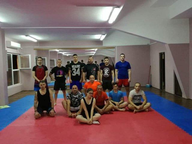 U Aleksincu formiran novi klub za borilačke sportove