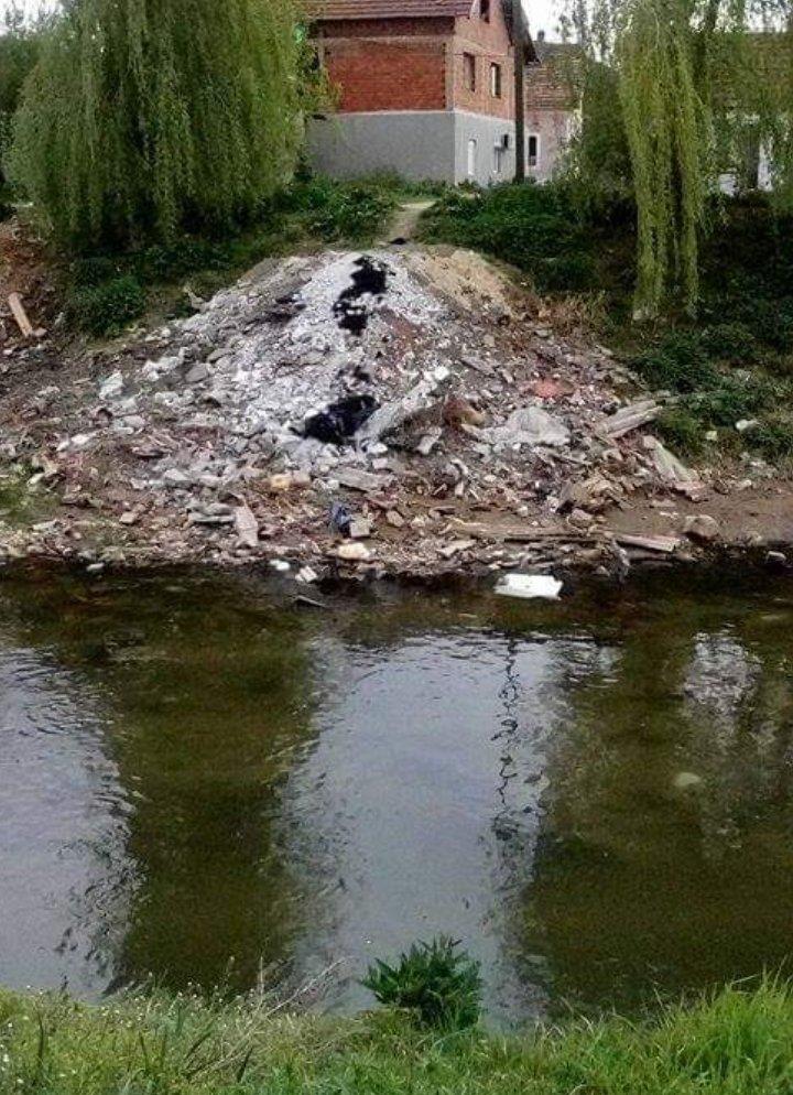 СТОП загађењу река!