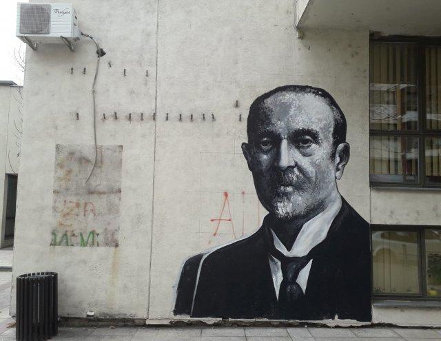 Počela akcija slikanja murala u Aleksincu