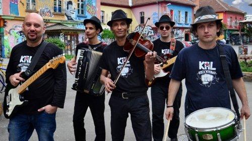Група КАЛ наступа у Алексинцу