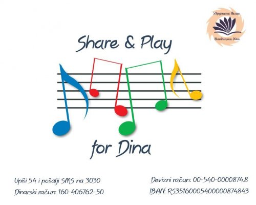 Share and Play for Dina