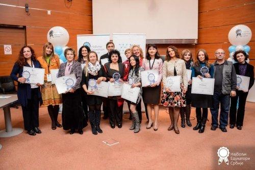 Najbolji edukatori Srbije, Foto: Promo