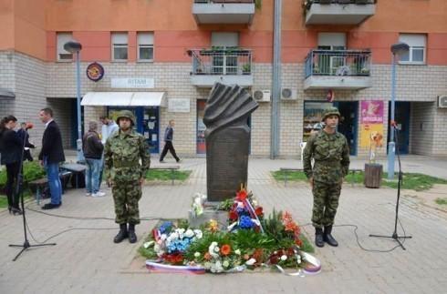15. godišnjica bombardovanja Aleksinca