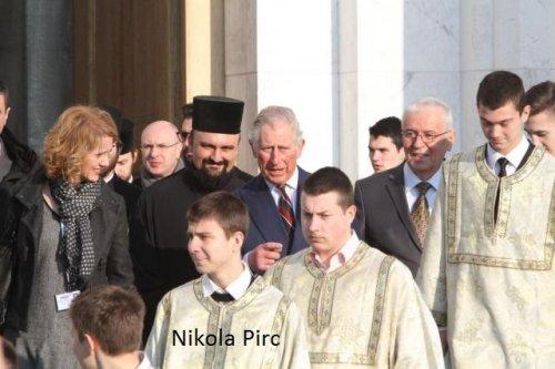 Алексинчанин дочекао принца Чарлса