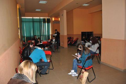 Održana audicija za novinarsku radionicu