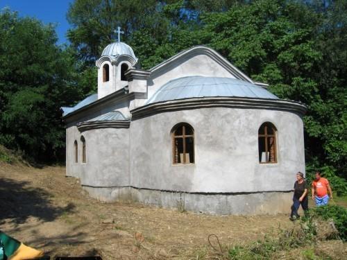 Manastir sv. Ilije u aleksinačkoj opštini sve posećeniji