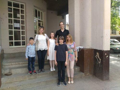 Младе наде на концерту клавирске секције југо-источног региона