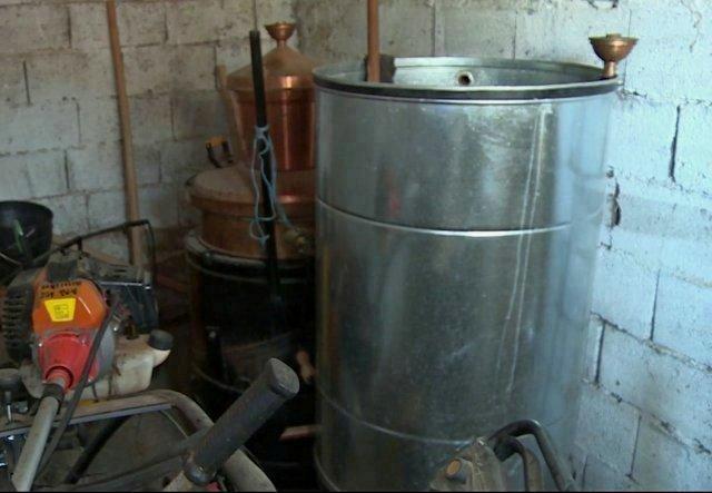 Општина купила казан за печење ракије