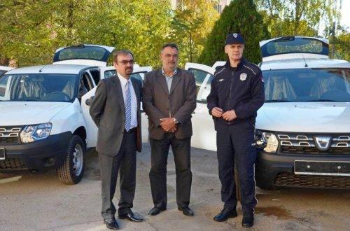 Нова возила за полицију у Алексинцу