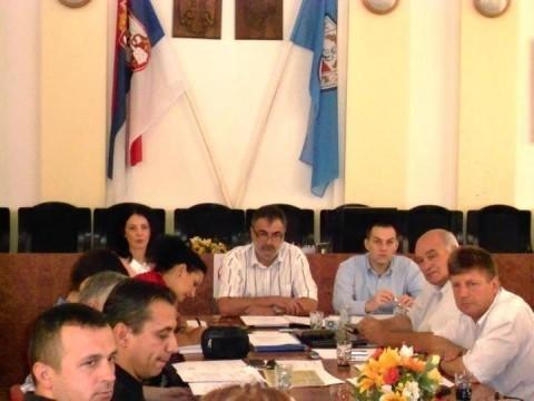 Општинско веће усвојило предлог ребаланса буџета за 2012. годину