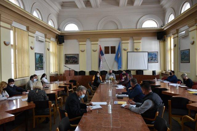 Održana 10. sednica Opštinskog veća