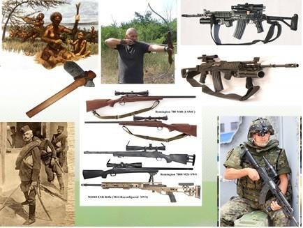 Оружје наших предака до данас