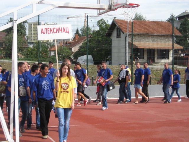 Завршене квалификације за ОСИС 2018. у алексиначкој општини