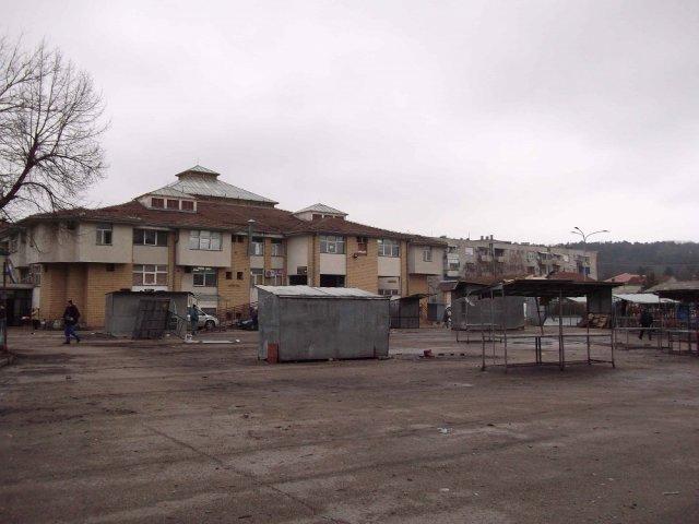 Počeli radovi na renoviranju gradske pijace