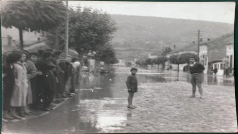 Поплаве из 1957. године у Алексинцу