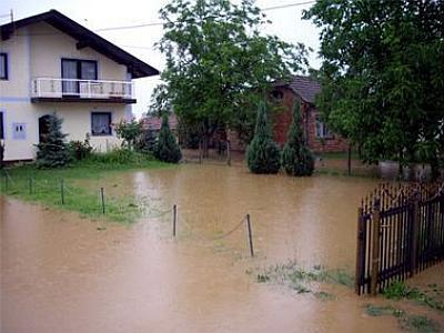 Последица поплаве: 348 оштећених објеката