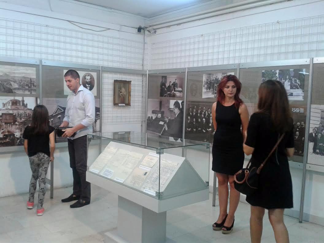 """Izložba """"160 godina telegrafa u Srbiji"""""""