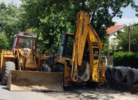 Назире им се крај: радови у улици Тихомира Ђорђевића увелико теку