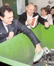 Reciklaža elektronskog otpada
