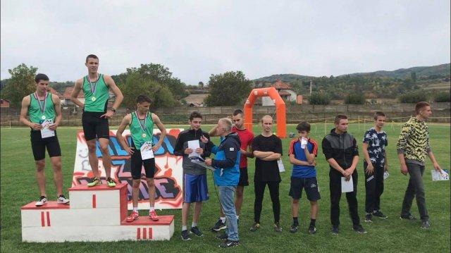 "Atletski klub ""Napredak"" učestvovao na Kros RTS-a u Rekovcu"