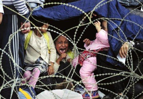 Protest u Aleksincu, pre par godina