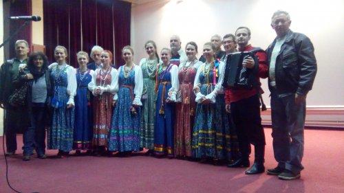 Руски фолклорни ансамбл посетио Алексинац и Крушевац