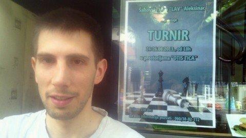 Šahovski vikend u Aleksincu