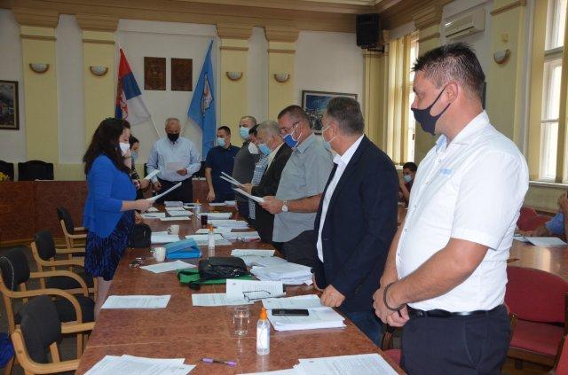 Одржана прва седница новог Општинског већа у Алексинцу