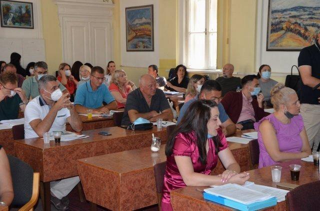 Skupština opštine izglasala novi sastav Opštinskog veća