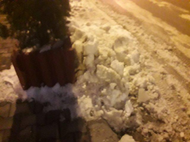 Алексинац под снегом и леденицама