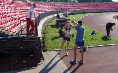 """Историјски успех за АК """"Напредак"""" - три медаље за атлетичаре и четири лична рекорда"""
