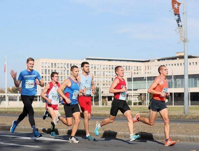 Aleksinčani na Srbija maratonu u Beogradu
