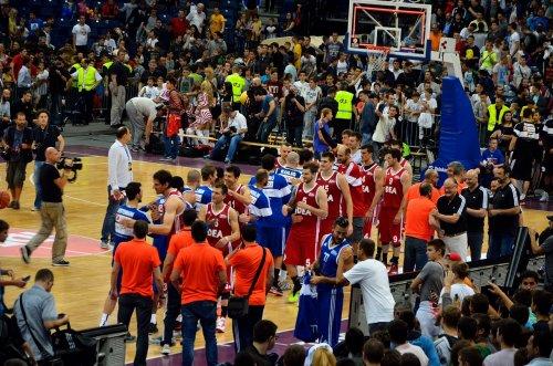 Алексиначки спортисти у Комбанк арени
