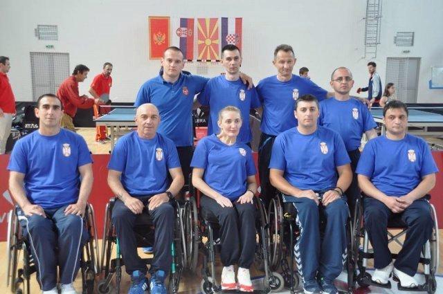 Бојан Јовановић први на међународном првенству у Подгорици