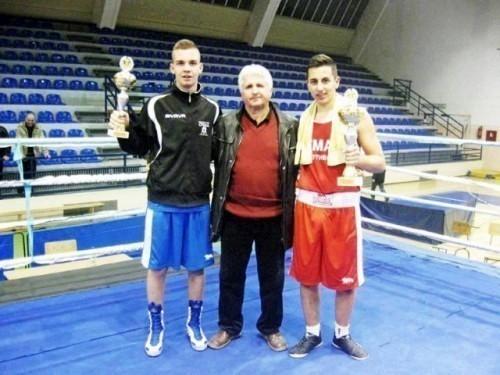 Rudarska rukavica: Mitić nokautirao Stevanovića