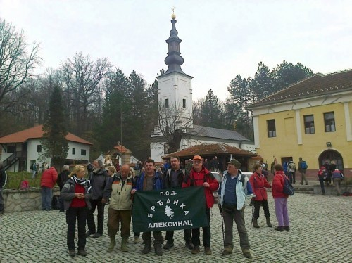 """Republička planinarska akcija """"100 godina od Kolubarske bitke"""""""