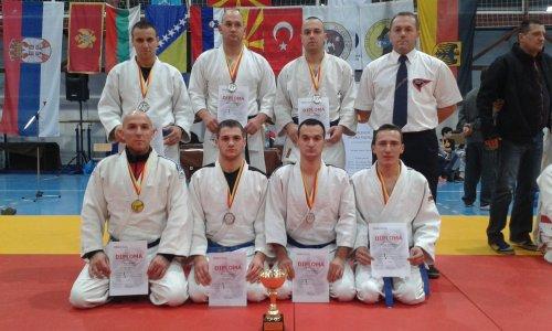 НИФ je вицешампион Јадранске лиге у џиу џици за 2015. годину