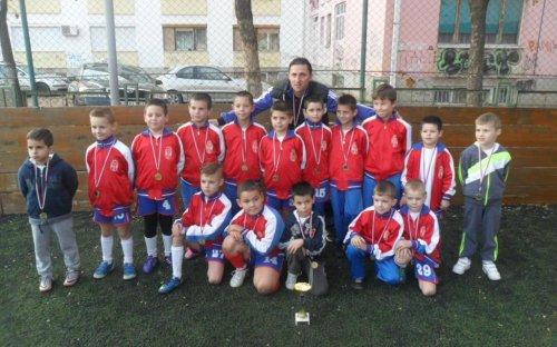 Apel sportske redakcije za pomoć fudbalerima Napretka, 2008. godište