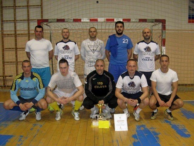 Završena futsal liga: Gusari na tronu, golman Paljuka briljirao