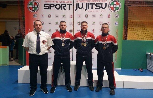 Filip u Budimpešti nastupio u 2 kategorije i osvojio 2 zlata