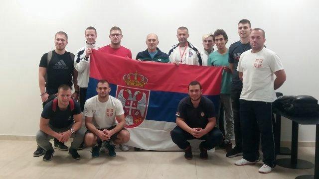 Medalje sa Otvorenog Balkanskog prvenstva i Svetskog kupa (do 15 godina) u džiu-džici