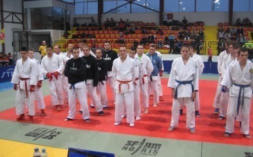 Успешан наступ у Скопљу, НИФ се пласирао на завршницу Јадранске Џиу џицу лиге
