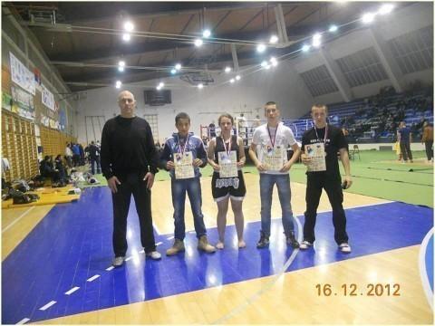 Алексиначки кик-боксери освојили медаље