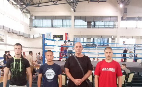 Aleksinčani na Kik boks prvenstvu centralne Srbije
